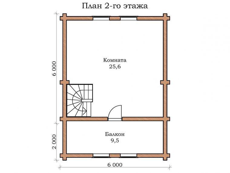 Дом «Рубин 04»