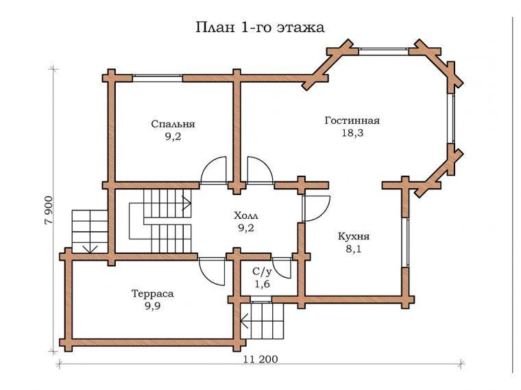 Дом «Изумруд - 04»