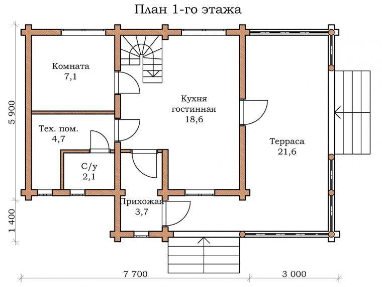 Дом «Рубин 19»