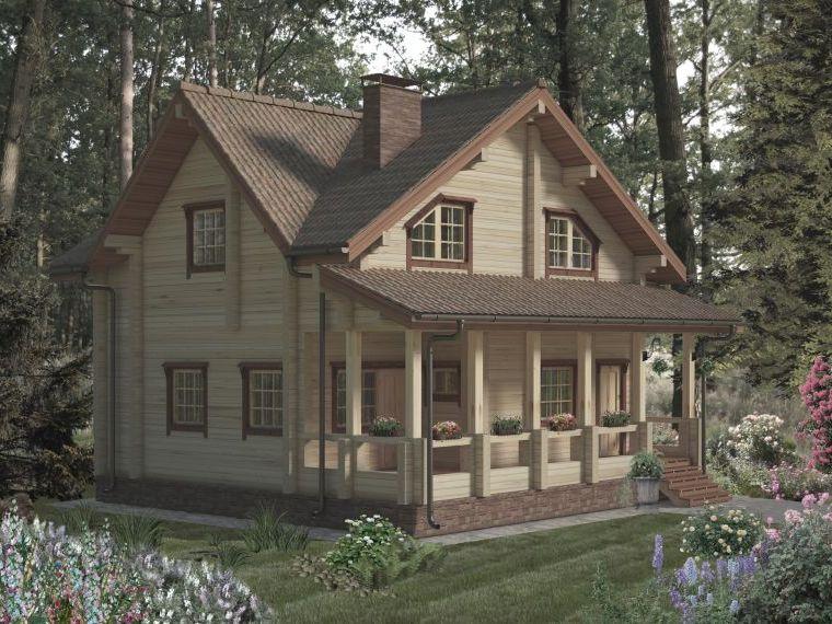 Дом-Баня «Топаз 17»