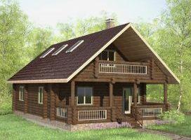 Дом «Изумруд - 07»