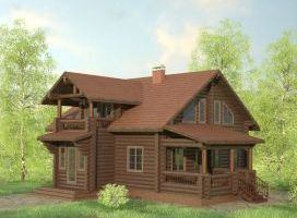 Дом «Изумруд - 15»