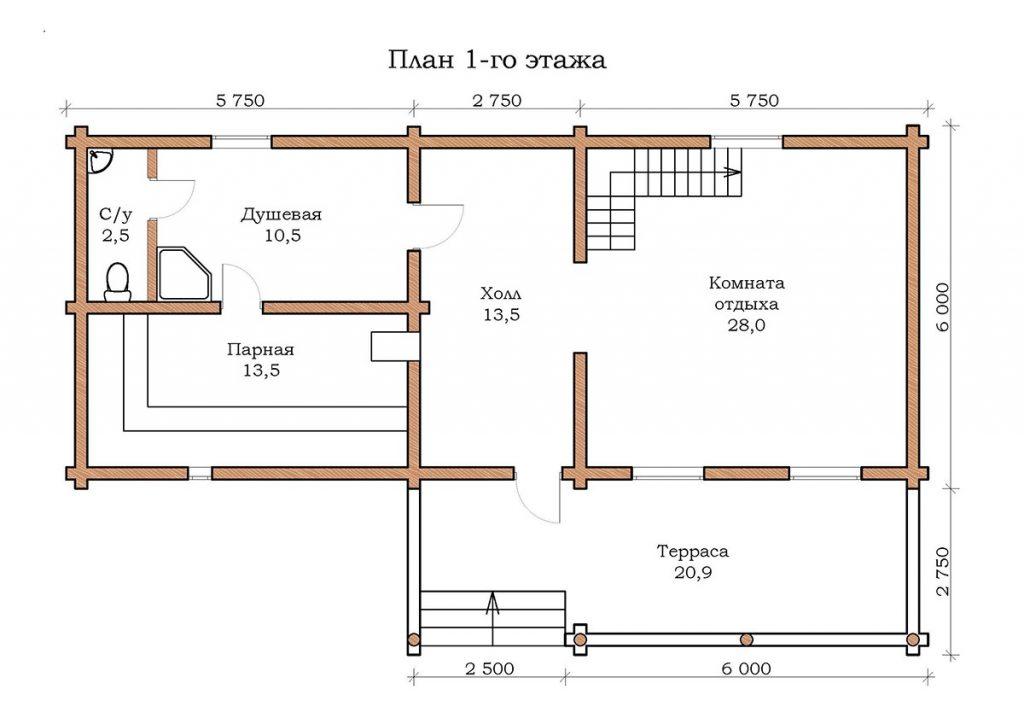 Баня «Топаз 05»