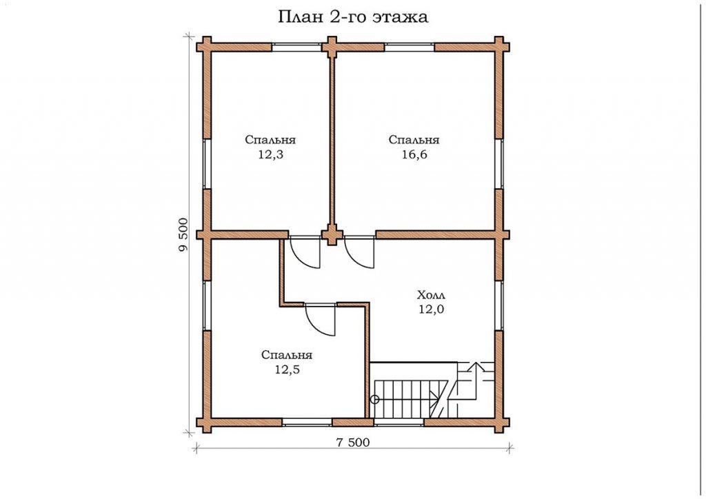 Дом «Изумруд 03»