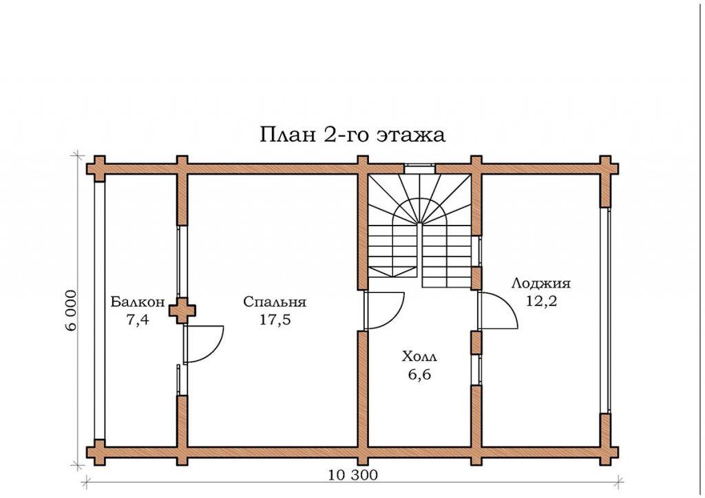 Дом «Изумруд – 05»