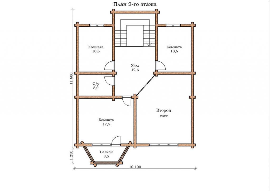 Дом «Изумруд – 16»