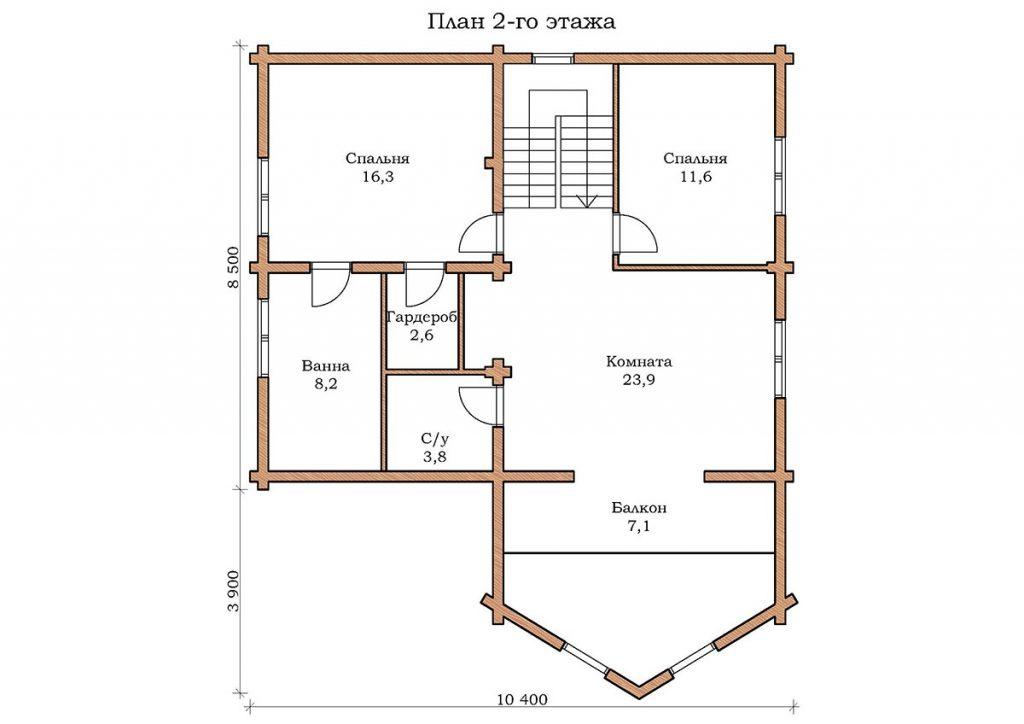 Дом «Изумруд – 17»