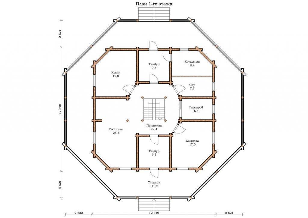 Дом «Перламутр»