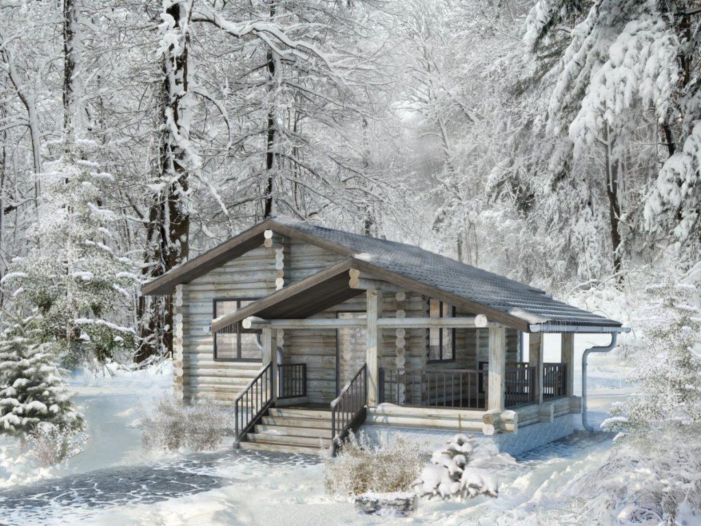 Дом «Рубин 01»