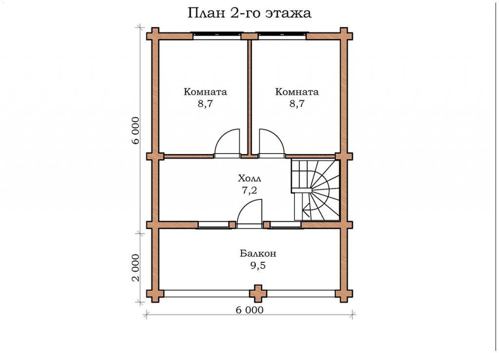 Дом «Рубин 03»