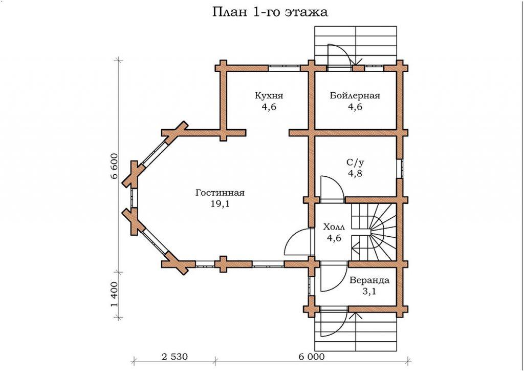 Дом «Рубин 20»