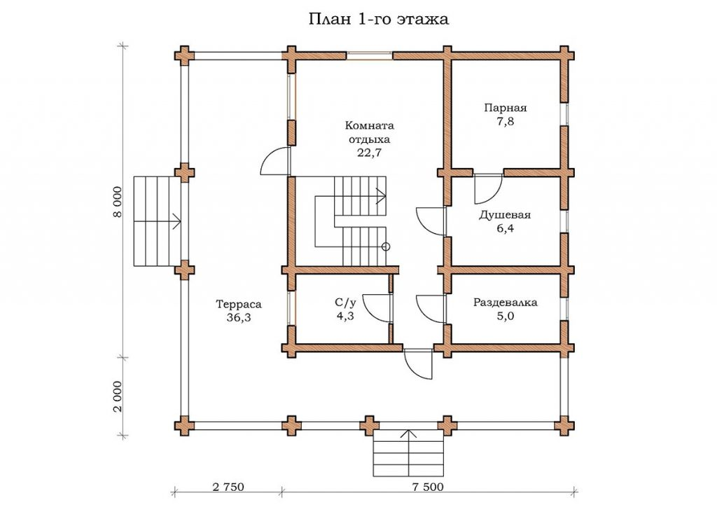 Дом «Рубин – 18»