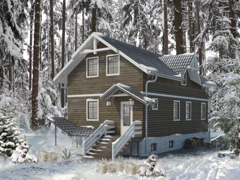 Дом «Рубин 06-1»