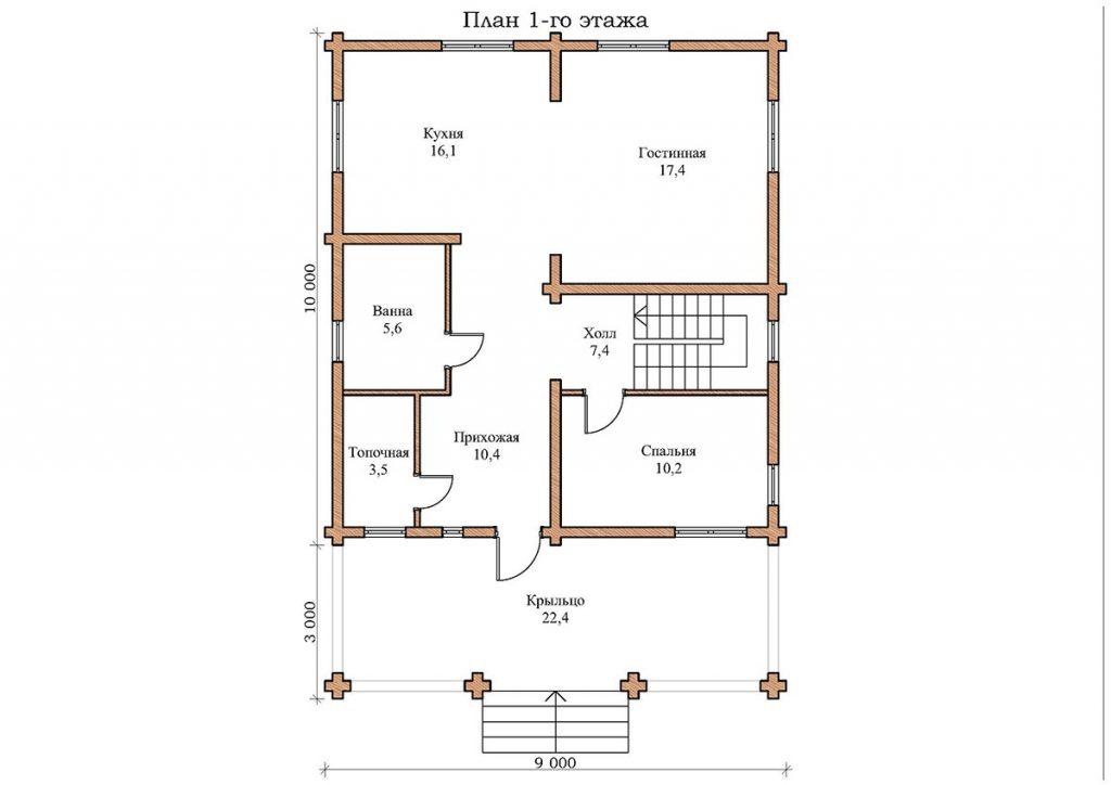 Дом «Сапфир 2»