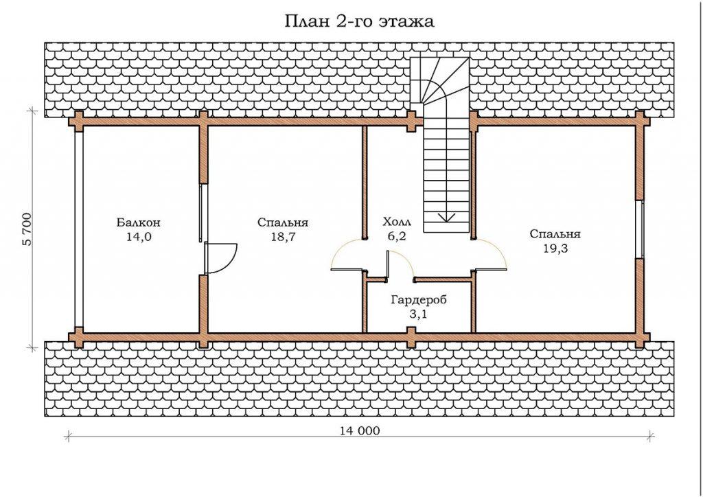 Дом «Изумруд – 07»