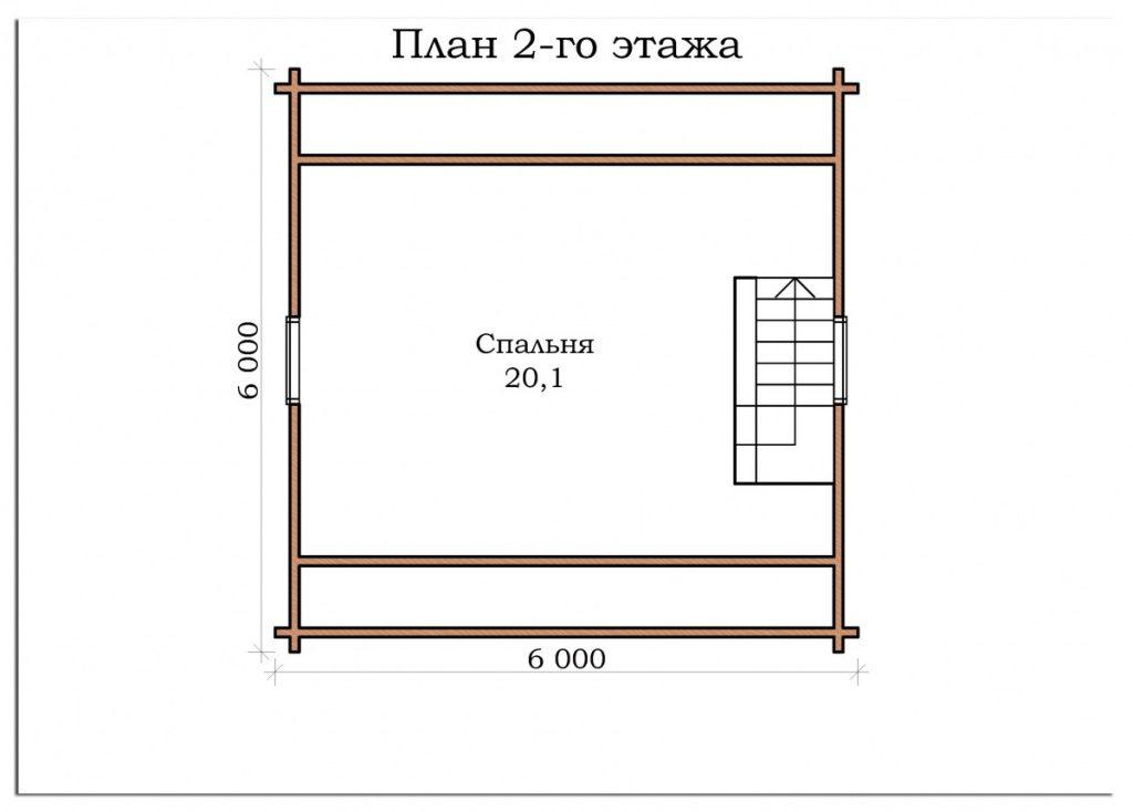 Дачный дом «Заречье»