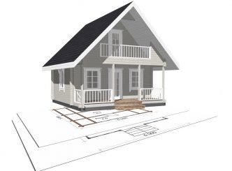 Дачный дом «Истра»