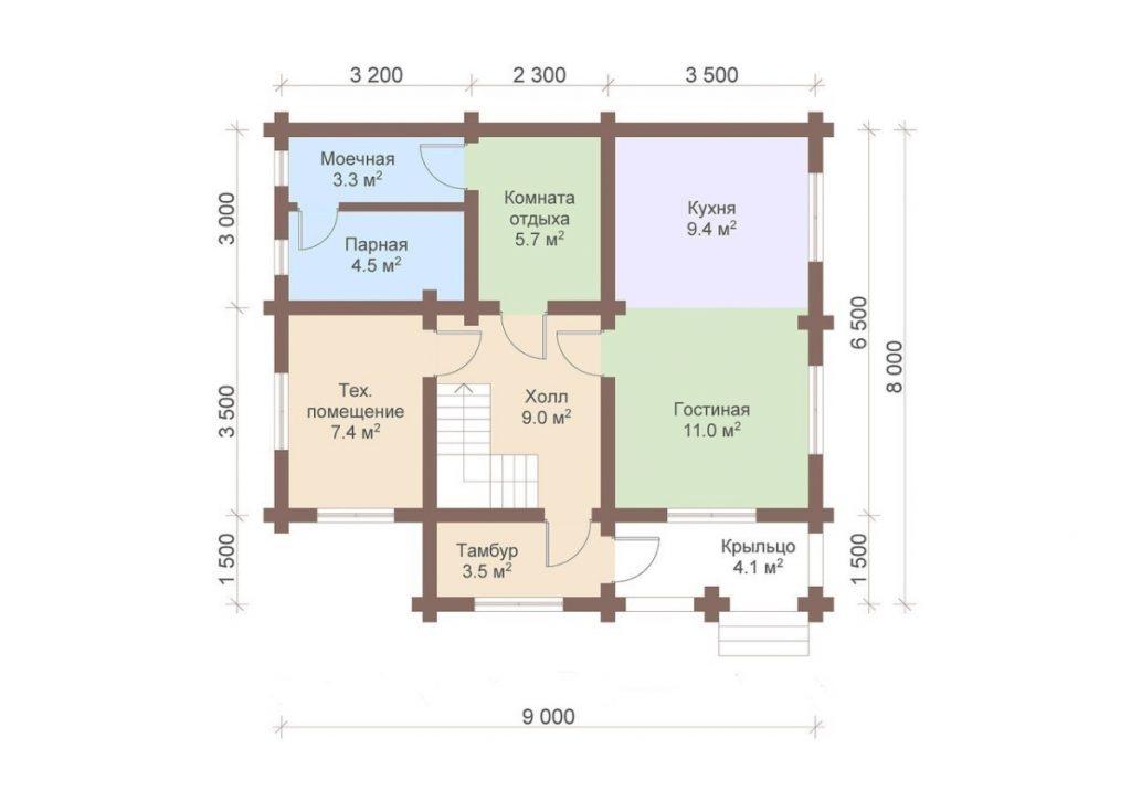 Дом «Мореон 09»