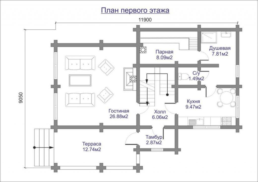 Дом Мореон 12