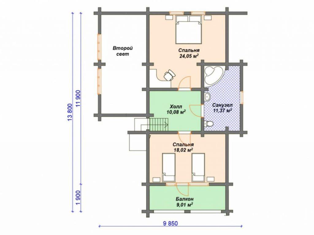 Дом Мореон 13