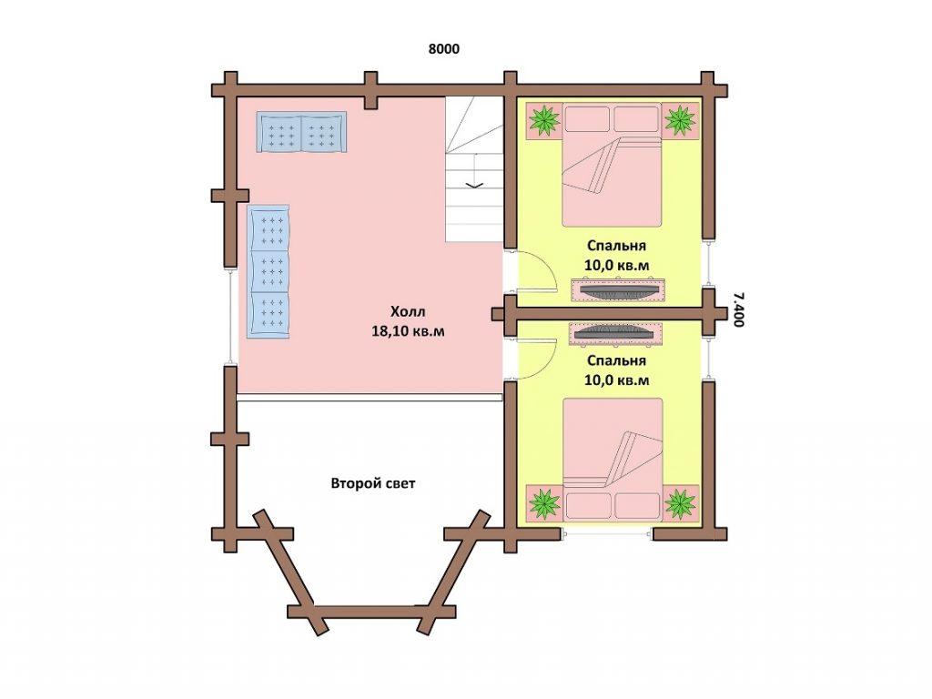 Дом Мореон 14