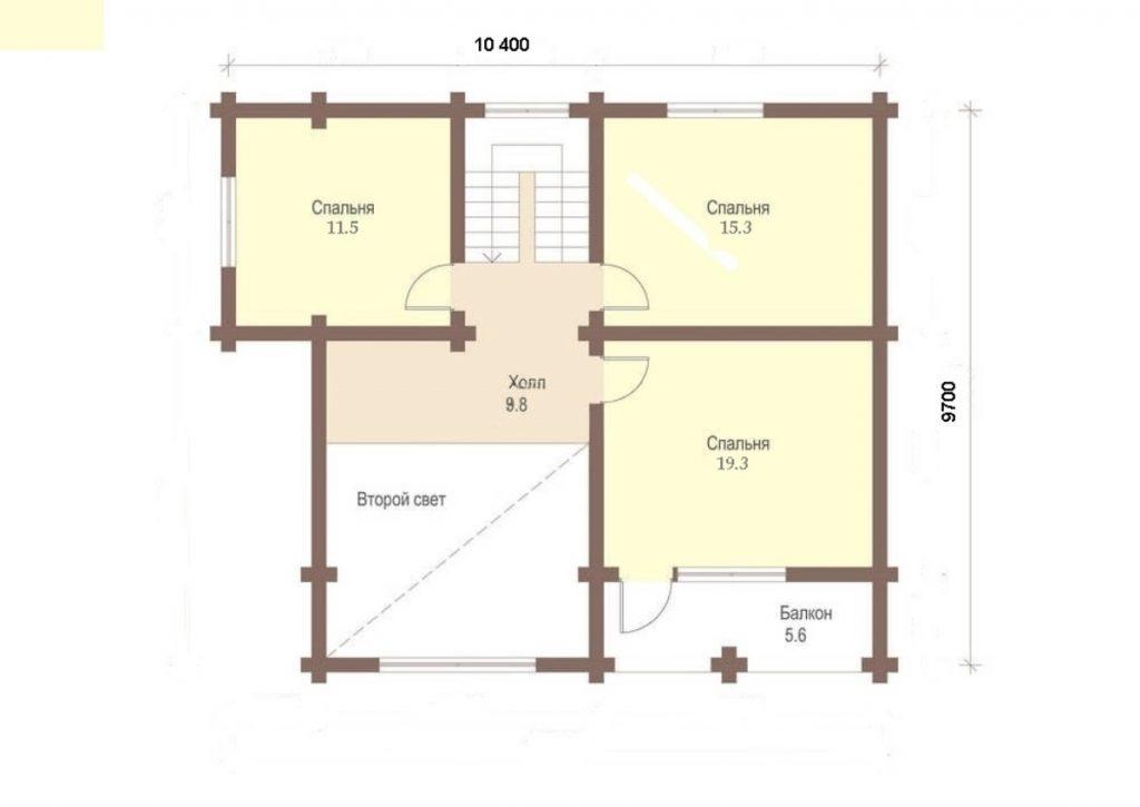 Дом «Мореон 15»
