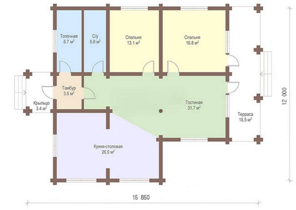 Дом Мореон 18