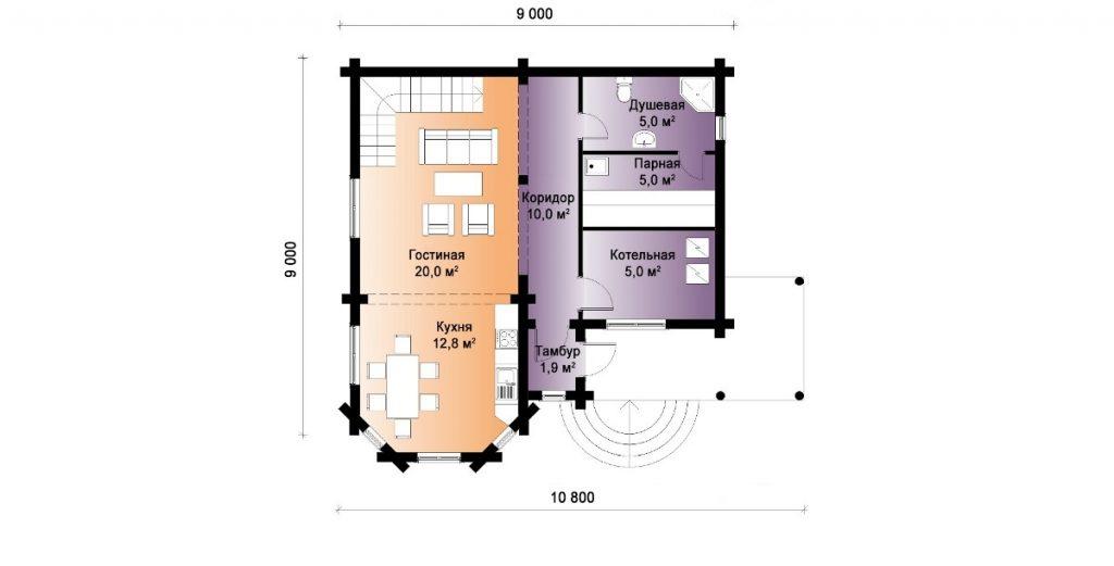 Дом «Мореон 20»