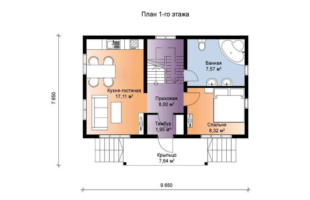 Дом Рубин 22