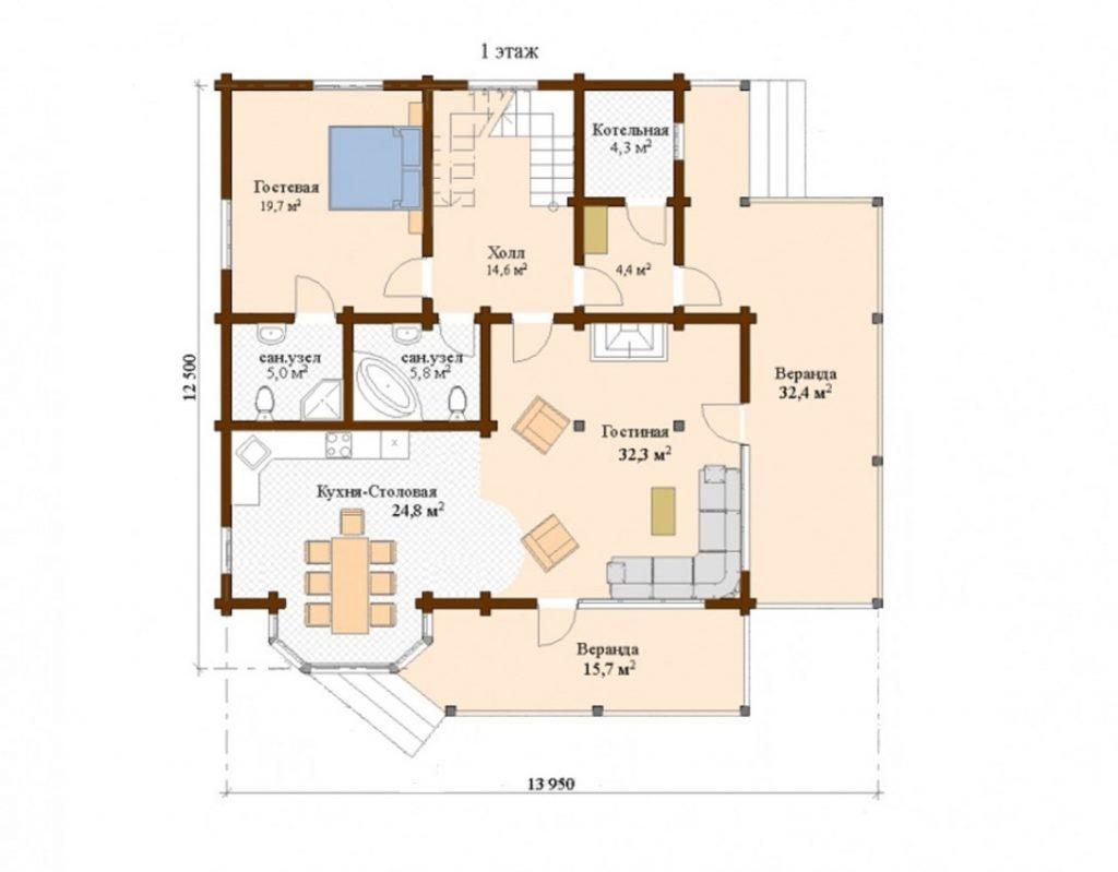 Дом Рубин 25