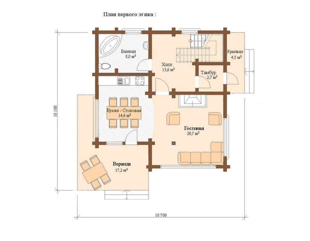 Дом Рубин 26