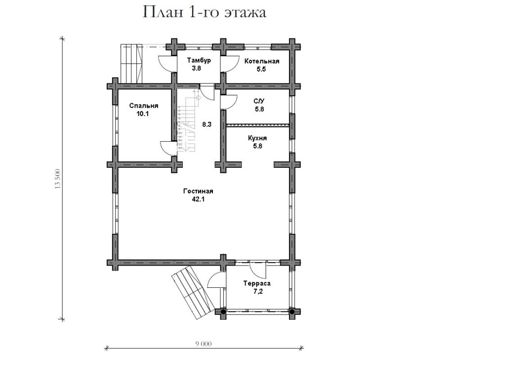 Дом Мореон 23