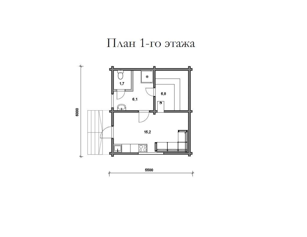Баня «Топаз 24»