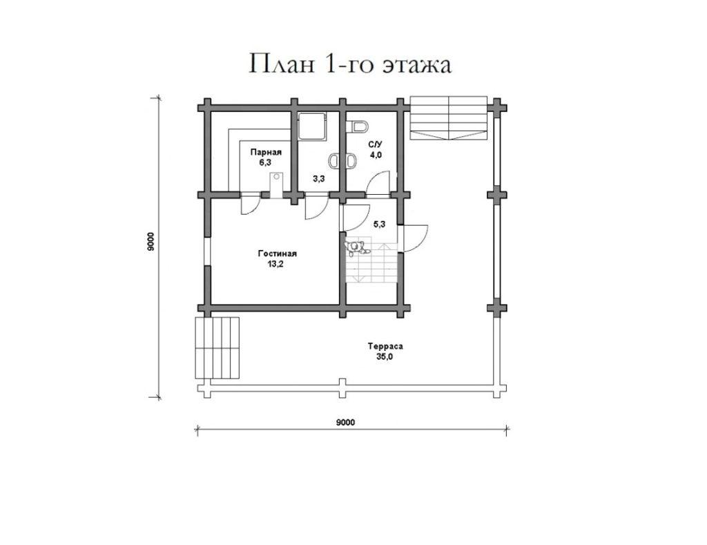 Дом Рубин 35