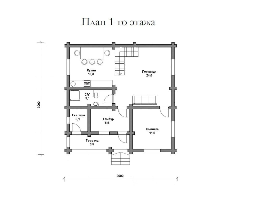 Дом «Мореон 25»