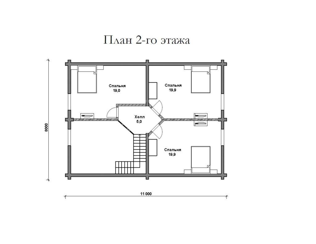 Дом Рубин 34