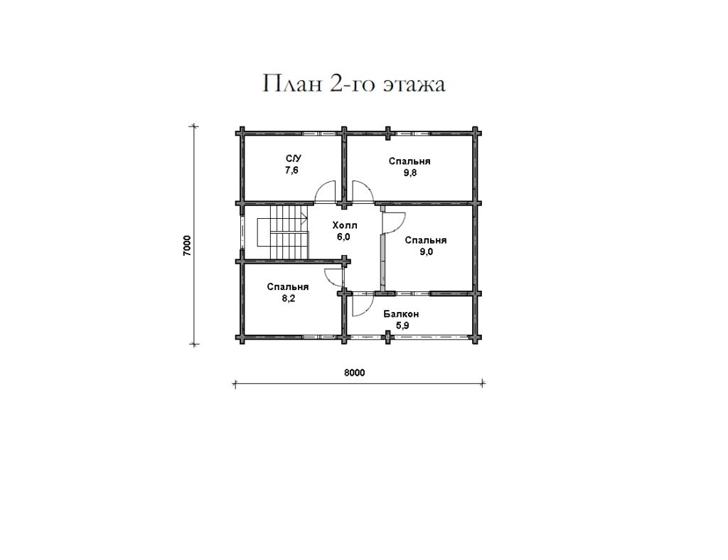 Дом «Рубин 32»
