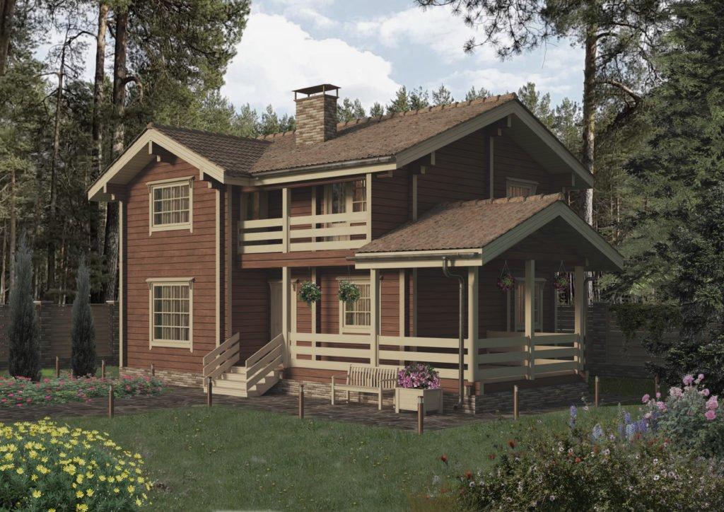 Дом Рубин 33