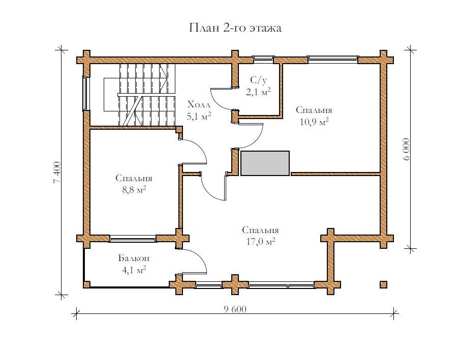 Дом Рубин 36